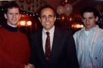 With Mayor Giuliani